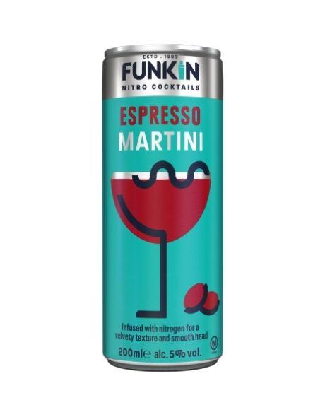 Funkin Espresso Martini Can 20cl