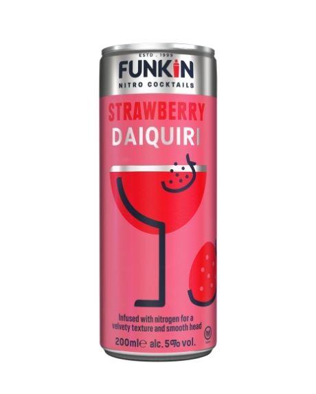 Funkin Strawberry Daiquiri Can 20cl
