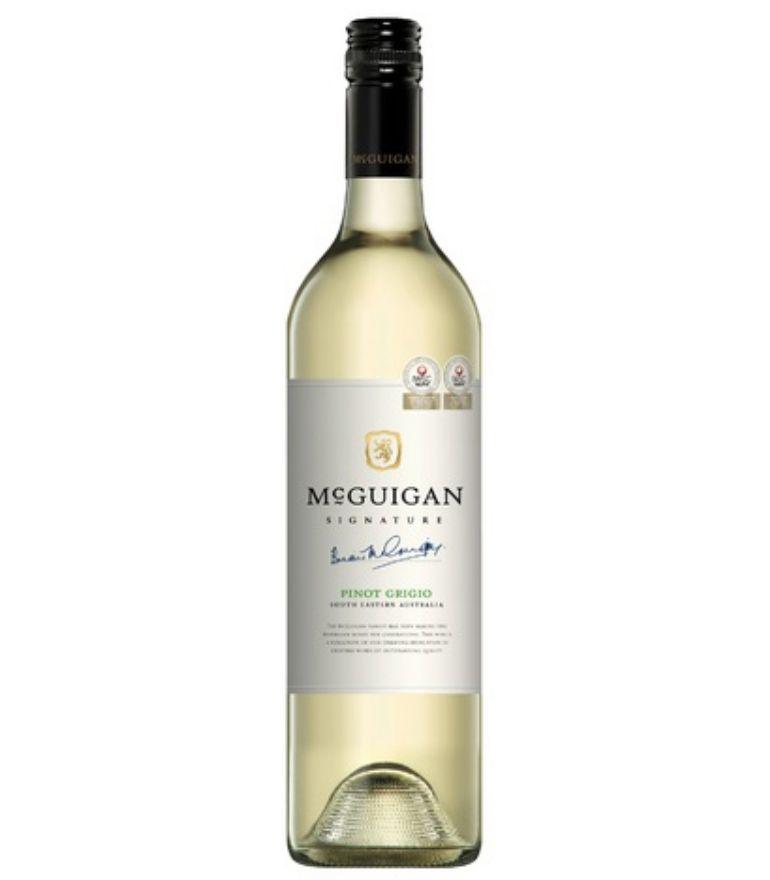 Mcguigan Signature Pinot Grigio 75cl