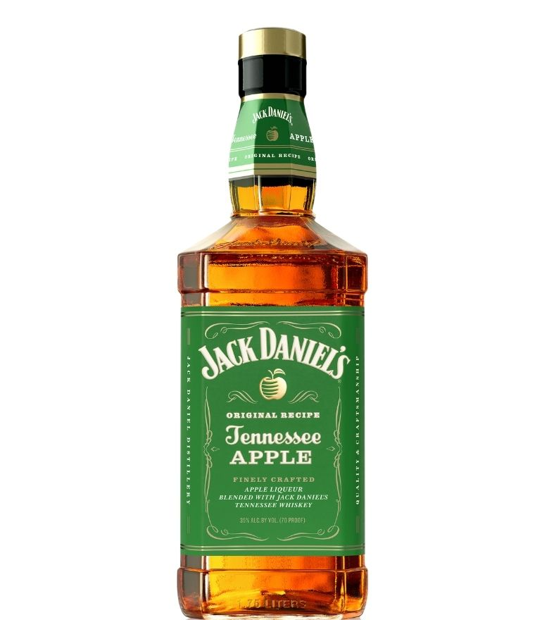 Jack Daniel's Tennessee Apple 70cl