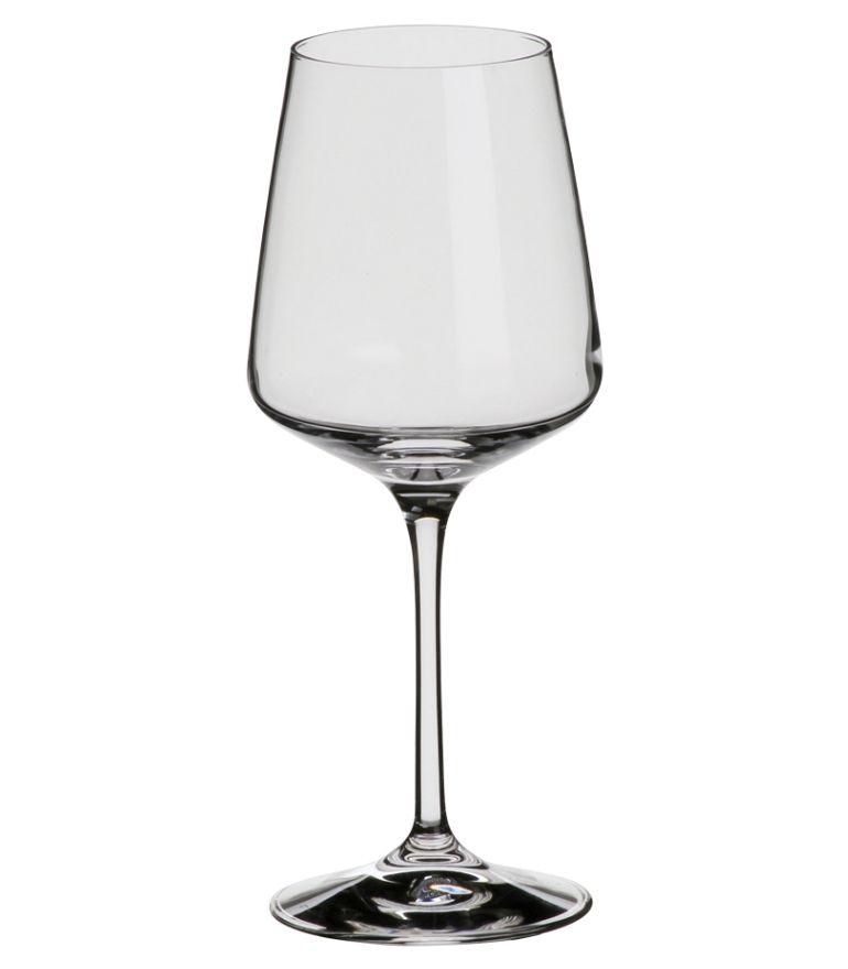 RCR Universum Goblet glass set x6