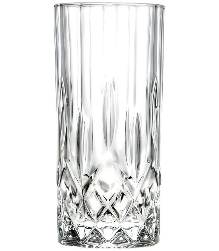 RCR Opera Long High Ball Glass Set x6