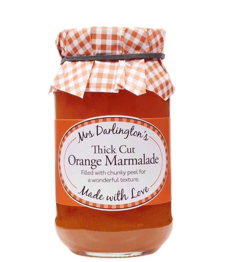 Darlingtons Thick Cut Orange Marmalade 340G