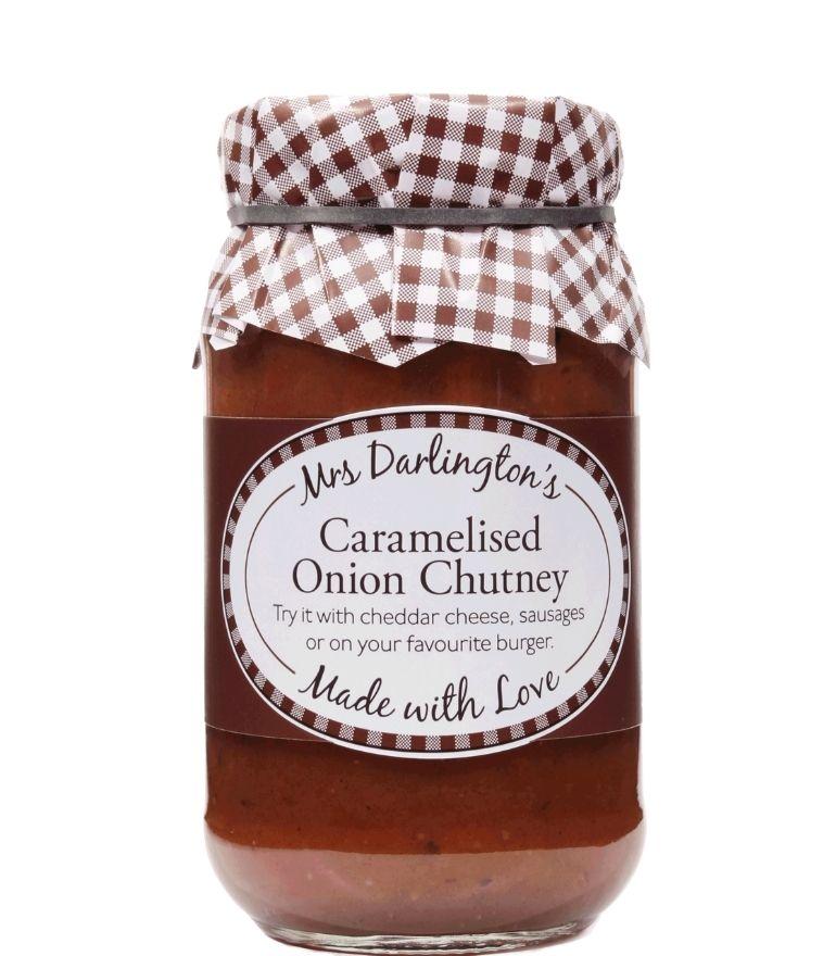 Darlingtons Caramelised Onions Chutney 312G