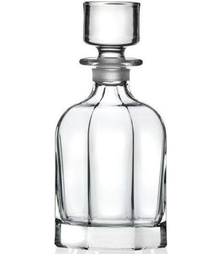 RCR Chic Whiskey Bottle 80 cl With Luxion Cap
