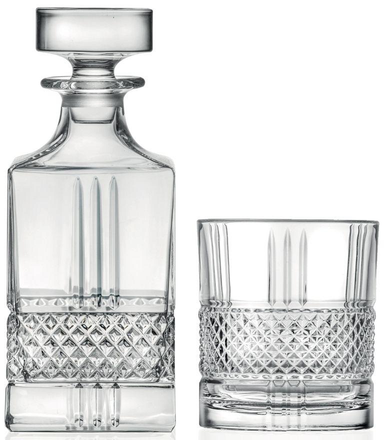 RCR Brillante Whisky Set x7 pieces