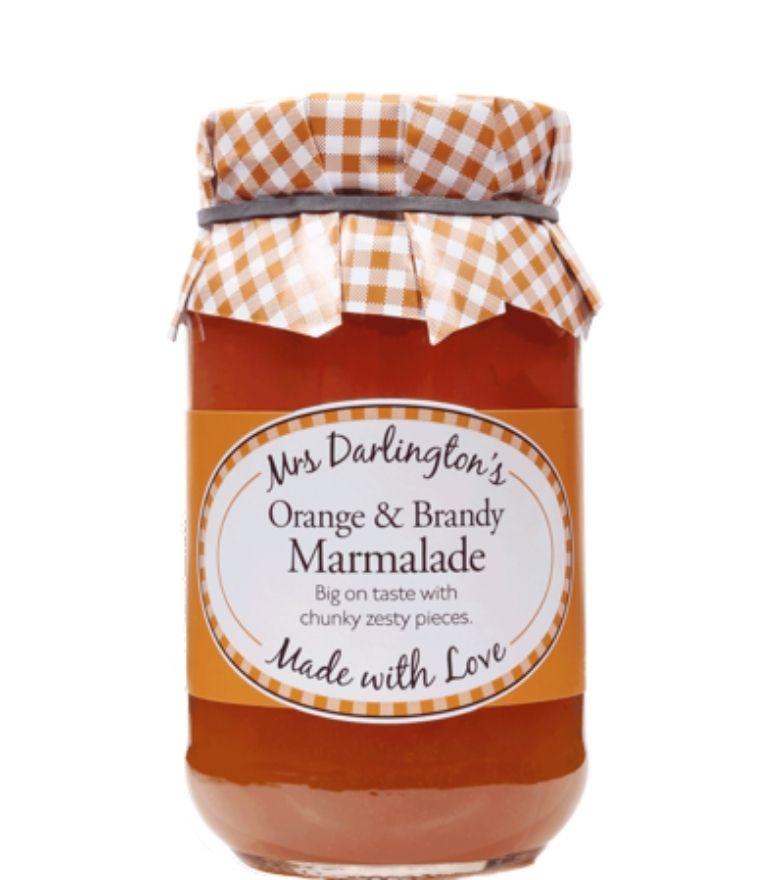 Darlingtons Orange & Brandy Marmalade 340G
