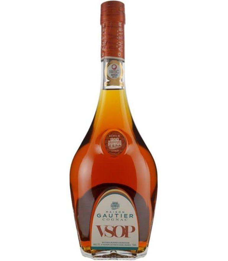 Gautier VSOP Cognac 70cl