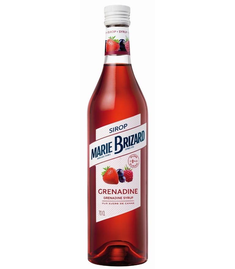 Marie Brizard Grenadine Syrup 70cl
