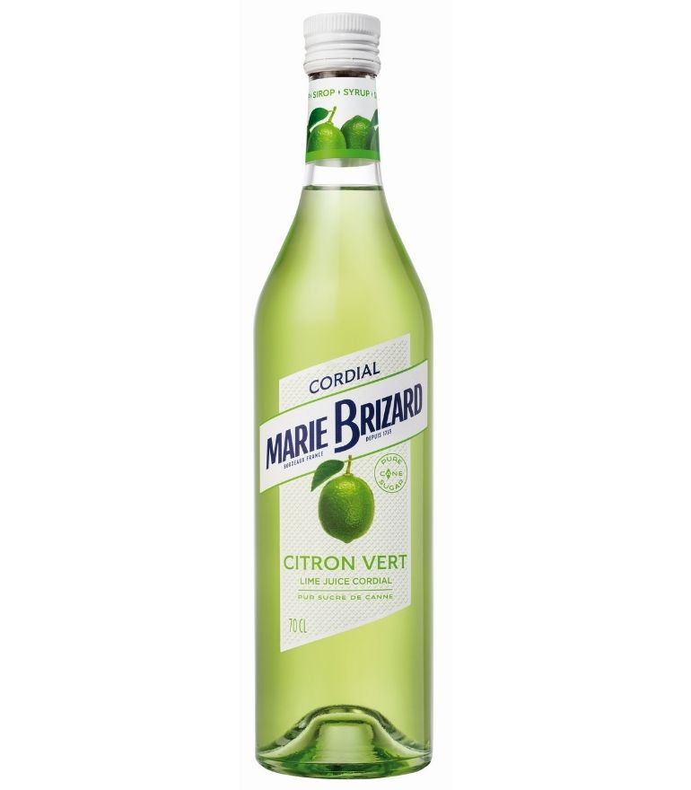 Marie Brizard Lime Cordial 70cl