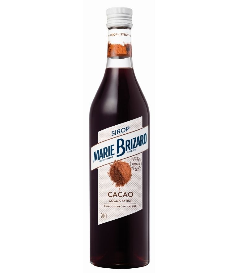 Marie Brizard Cocoa Syrup 70cl