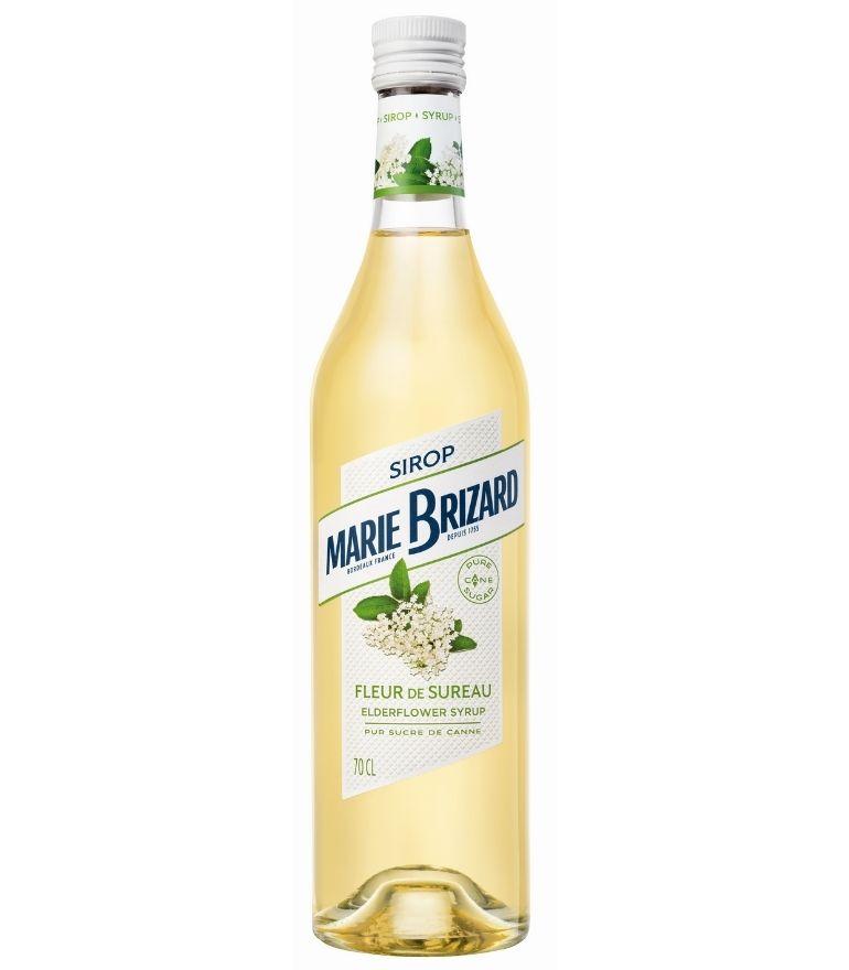 Marie Brizard Elderflower Syrup 70cl