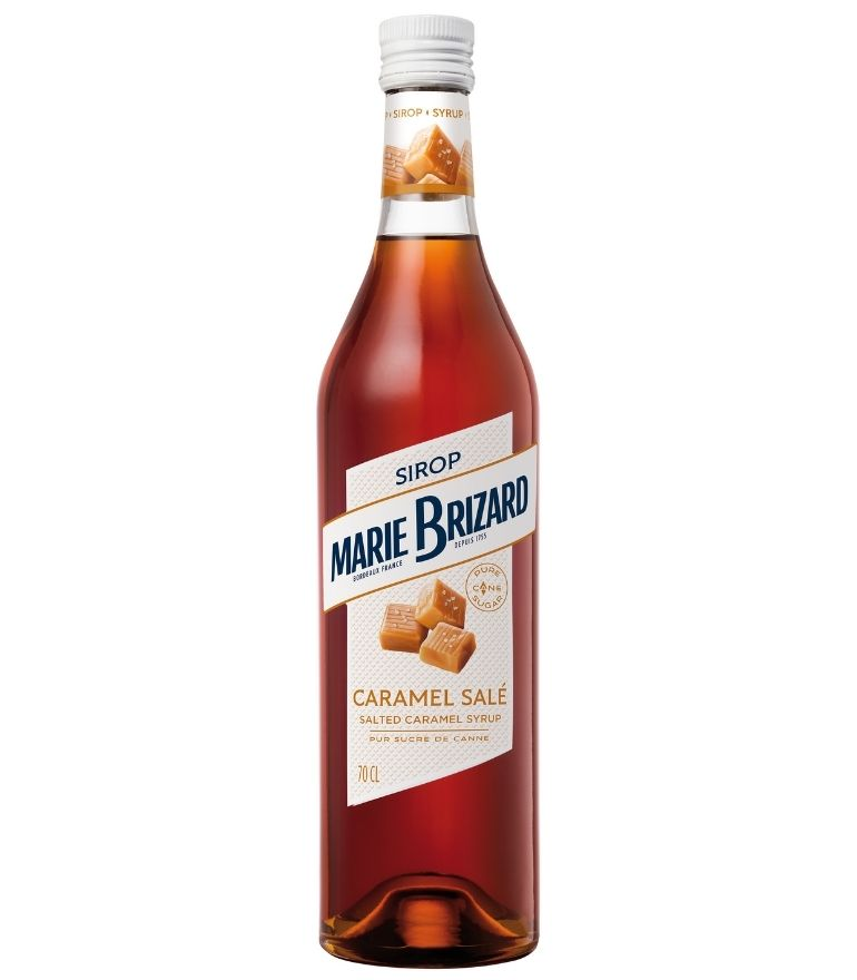 Marie Brizard Salted Caramel Syrup 70cl