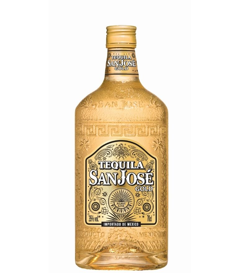 Marie Brizard Tequila San Jose Gold 70cl