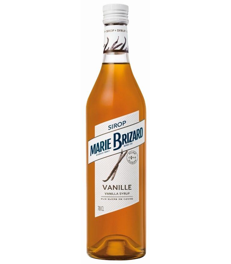 Marie Brizard Vanilla Syrup 70cl