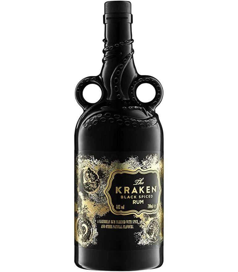 The Kraken Black Spiced Rum Limited Edition 2021 70cl