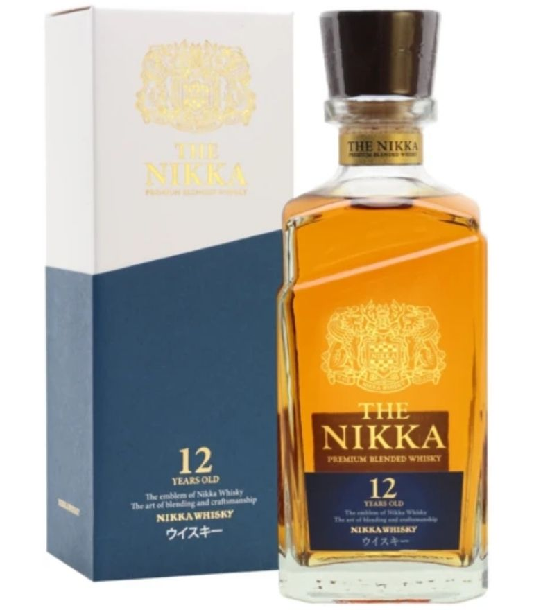 Nikka 12 Year Old 70cl