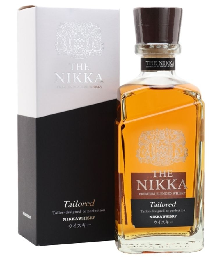 The Nikka Tailored 70cl