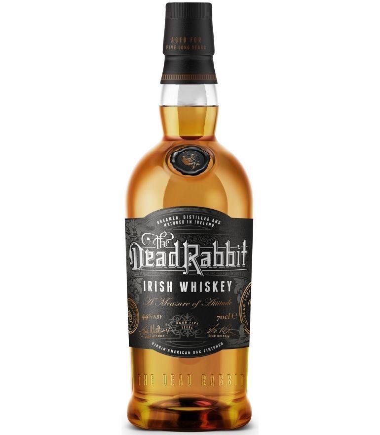 Dead Rabbit Irish Whiskey 70cl