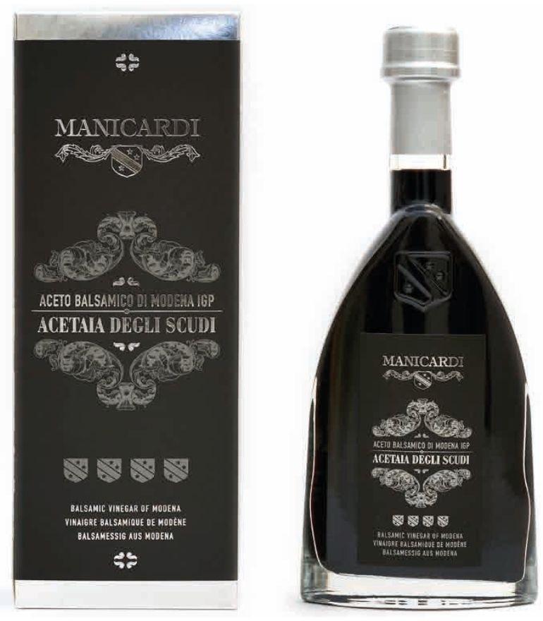 Manicardi 4 Scudi Aceto Balsamico 250ml