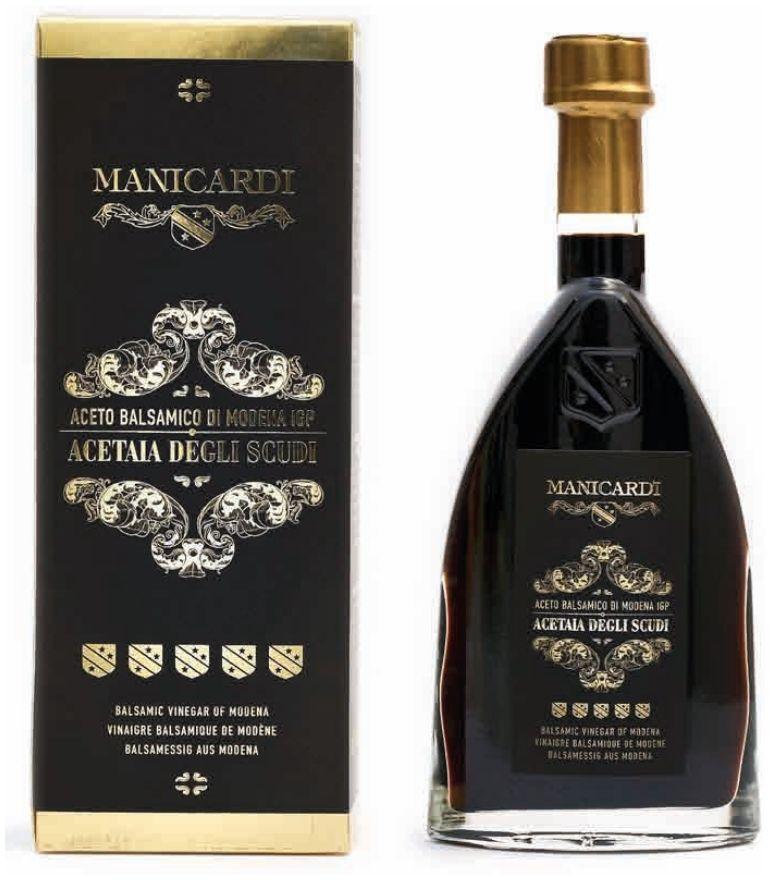 Manicardi 5 Scudi Aceto Balsamico 250ml