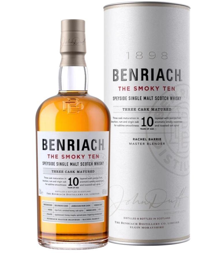 Benriach The Smoky Ten 70cl