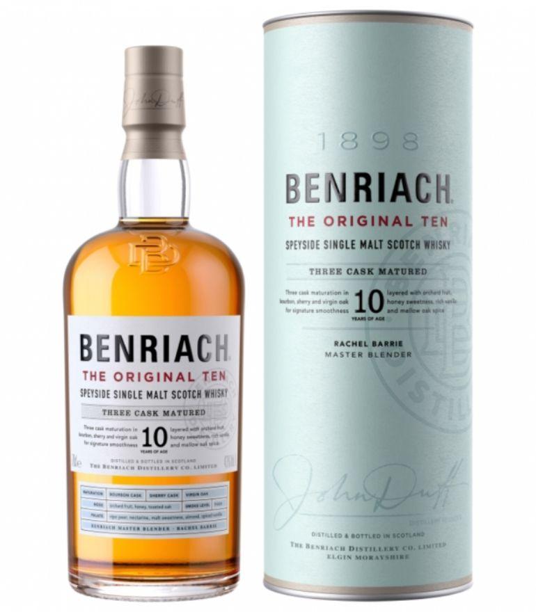 Benriach The Original Ten 70cl