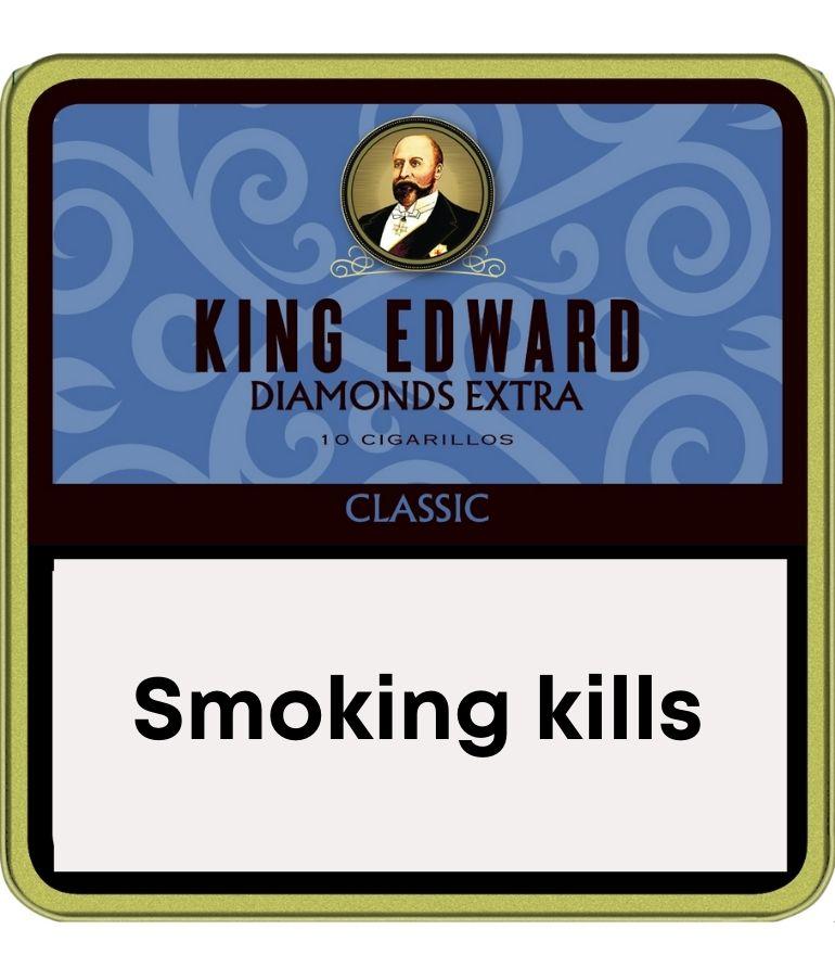 King Edward Diamonds Classic 10 x 10