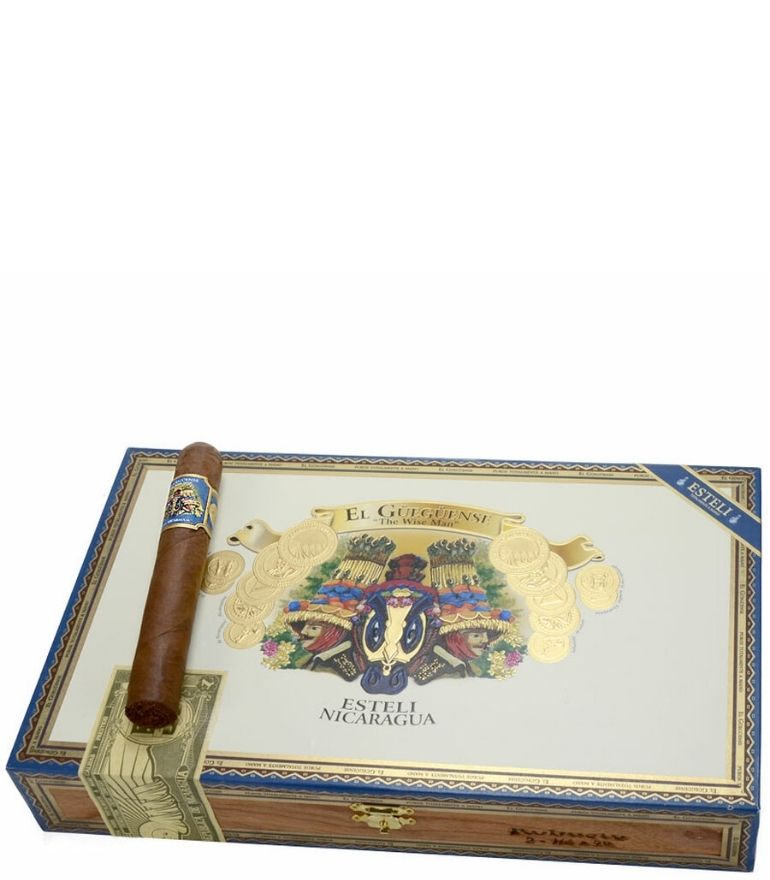 The Wise Man Robusto x25