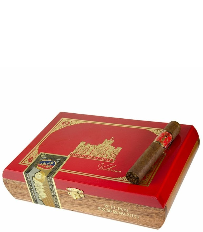 Highclere Castle Victorian Robusto x20