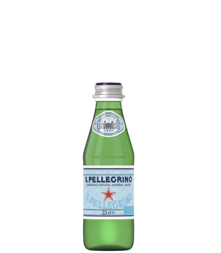 San Pellegrino Sparkling Water 25cl x 24