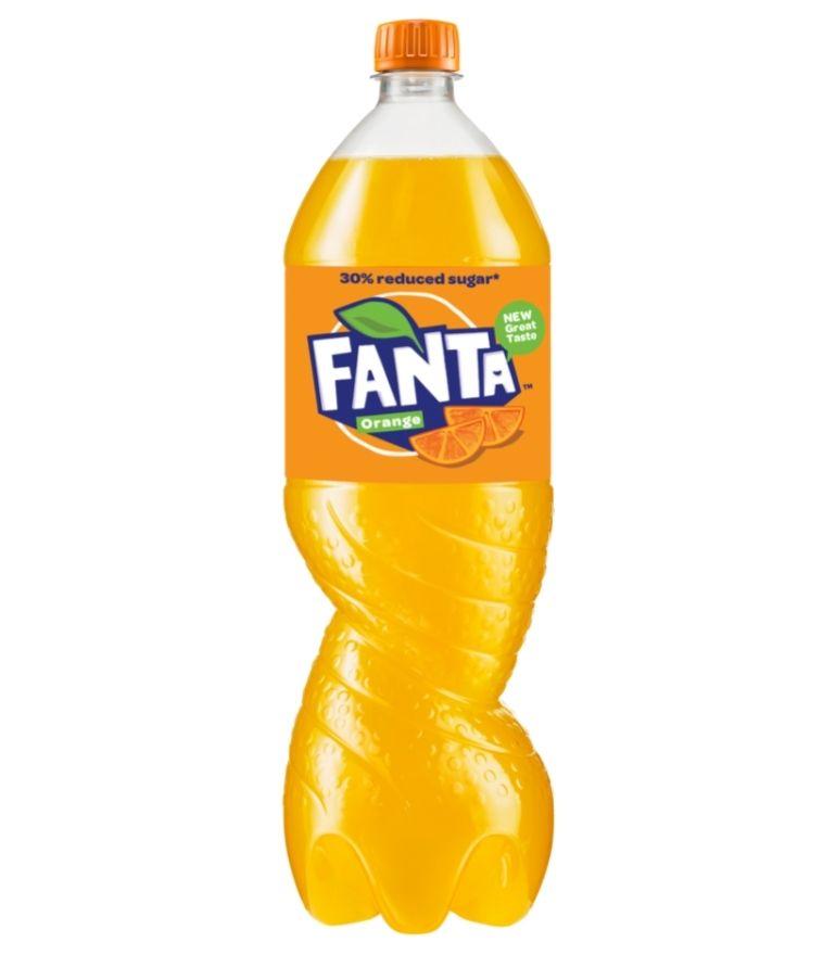 Fanta Orange 1.5 Litre PET x 1