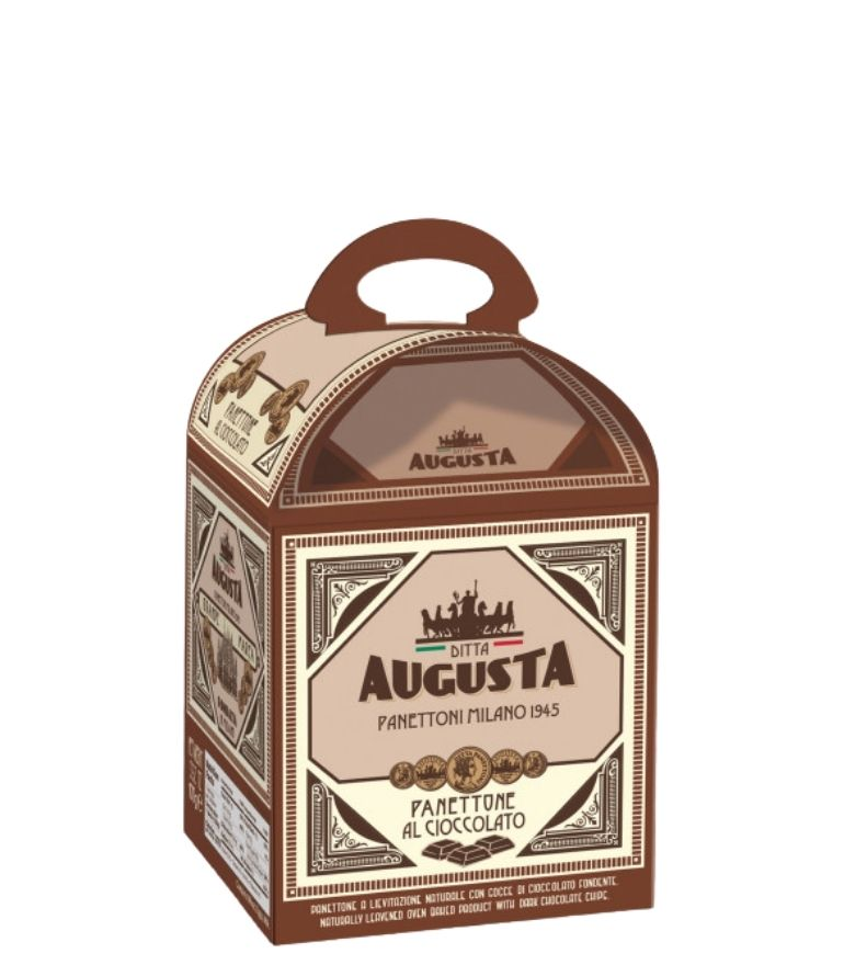 Augusta Panettone with Chocolate Chips 100g